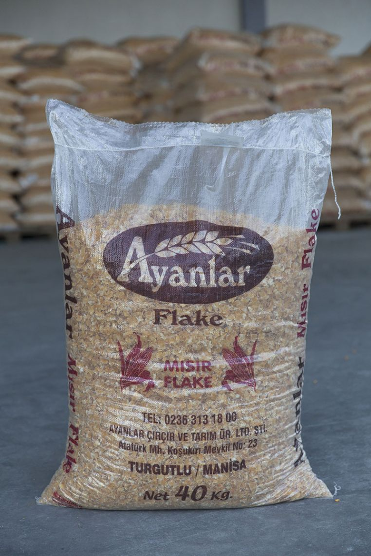 Mısır Flake